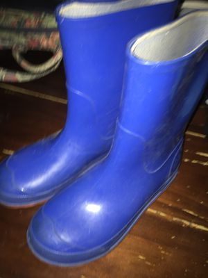Kids Rain Boots Size2/3 for Sale in Austin, TX