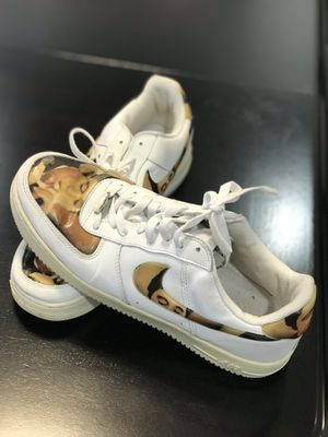 Nike custom shoes for Sale in Chevy Chase, MD