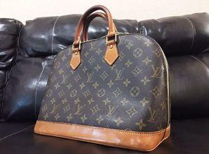 Authentic Louis Vuitton Alma purse for Sale in Manassas, VA