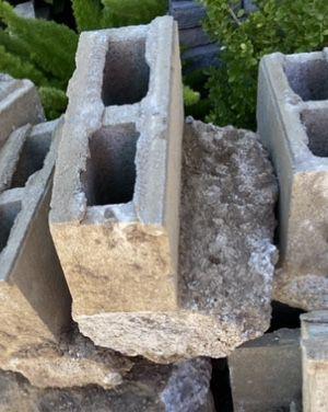 Free concrete blocks for Sale in Montclair, CA