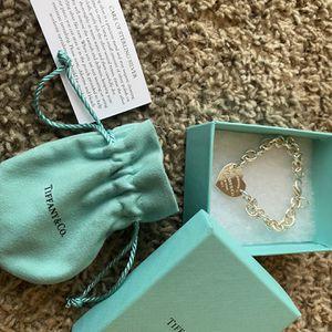 Return to Tiffany Heart Tag Bracelet for Sale in Atlanta, GA