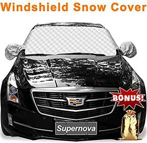 Supernova Standard Windscreen Protector and Side Mirror for Snow and Ice Windshield and Sunshade for Sale in Hawthorne, CA