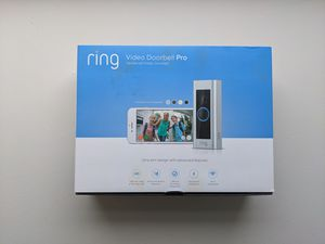 Ring Pro Doorbell for Sale in Rockville, MD