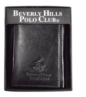 New in Box Beverly Hills Polo Club Leather Wallet for Sale in Parkville, MD