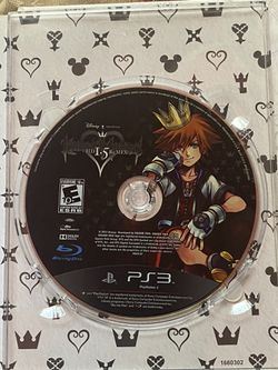 Kingdom Hearts PS3 Game for Sale in Miami,  FL