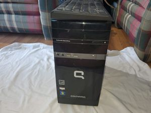Compaq desktop computer qp793aa#aba for Sale in Manassas, VA