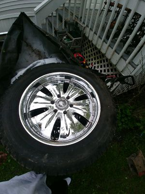 20inch Boss rims for Sale in Des Moines, IA