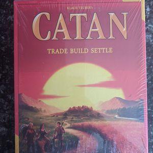 Catan The Board Game. Brand New for Sale in Stockton, CA