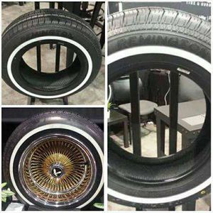 """13"""" white walls Lowrider hydraulics for Sale in Chino, CA"""