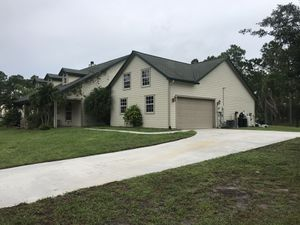 5 acre Palm city farm home w pool , guest home ,Shop ,stable for Sale in Palm City, FL