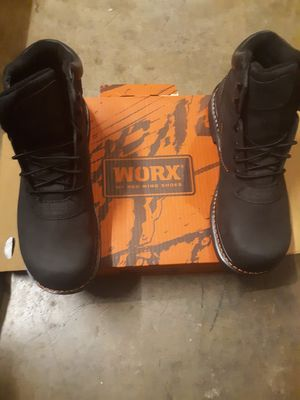 Red Wing work boots for Sale in Groveport, OH