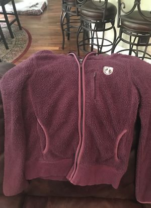 American Eagle zip up jacket sizes M but like small for Sale in Gig Harbor, WA