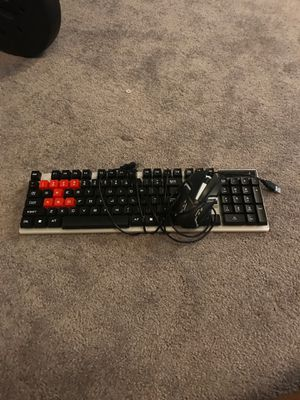 LED Keyboard/mouse for Sale in Cleveland, OH