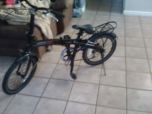 Fold up bike for Sale in Tracy, CA
