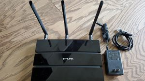 TP-Link AC1750 Smart WiFi Router (Archer A7) - Dual Band Gigabit Wireless Internet Router for Sale in Stone Ridge, VA