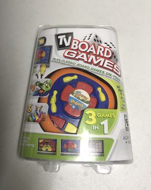 Tv board games for Sale in Youngsville, NC