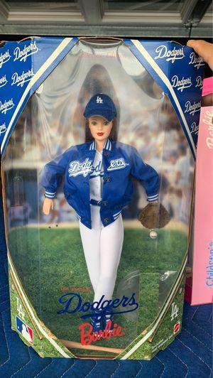 Dodgers Barbie for Sale in Garden Grove, CA