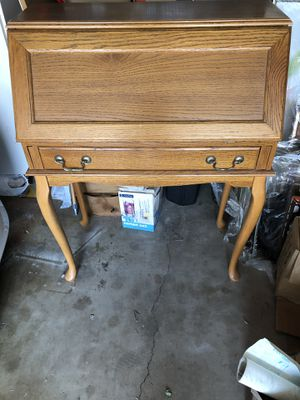 Secretary desk for Sale in HUNTINGTN BCH, CA