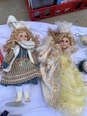 ANTIQUE DOLLS for Sale in San Marcos, CA
