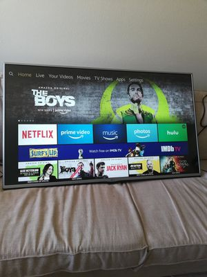 """49"""" LG Led TV Smart with Stick Device for Sale in Los Angeles, CA"""