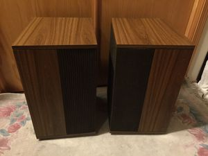 Bose 501 Series IV Direct Reflecting Main / Stereo Speakers. (Clean and nice) for Sale in Happy Valley, OR