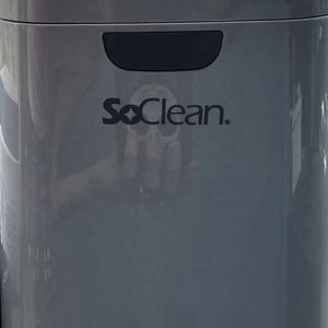 SoClean machine can sterilize Fabric Face Mask for Sale in Brooksville, FL