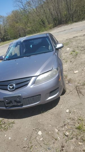 2008 Mazda 6 for parts lmk what you need for Sale in Johnston, RI