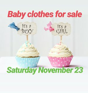 Baby clothes for sale for Sale in Pompano Beach, FL