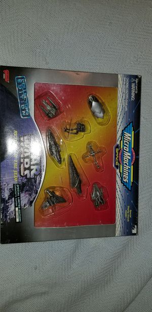 Star Wars Micro Machines Return of the Jedi for Sale in Victoria, VA