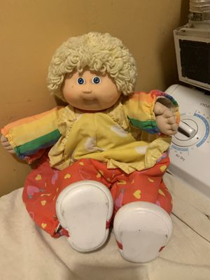 """Clown cabbage Patch 17"""" tall from 1978, 1982 for Sale, used for sale  Hanover, MD"""