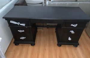 Brand New Black Desk 🚛Curb Side Delivery Available for Sale in Virginia Beach, VA