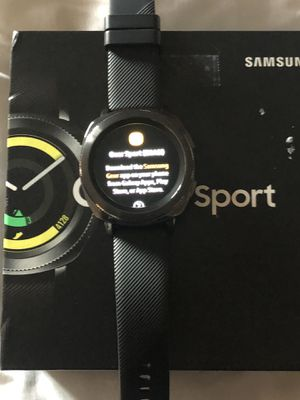 New Samsung gear sport for Sale in Los Angeles, CA