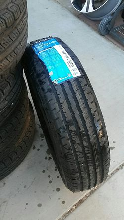 4 new trailer tires ST 205/75/14....8 ply for Sale in Palmdale,  CA