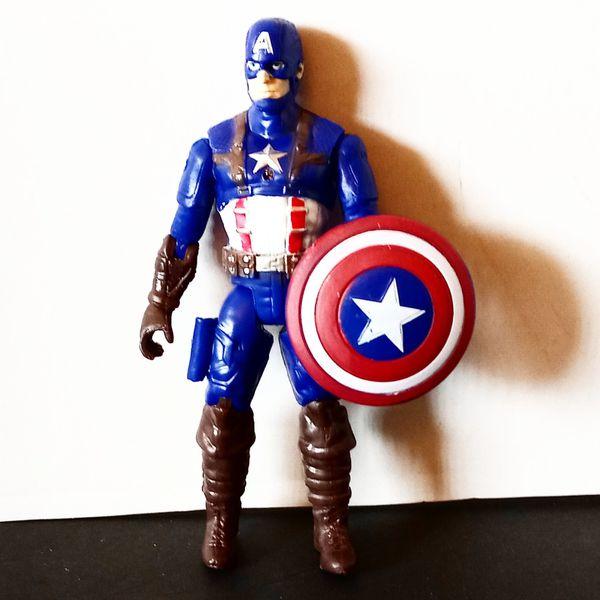 BOOTLEG#Captain America