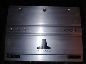 JL Audio 250/1 monoblock Class D amplifier for Sale in La Vergne, TN