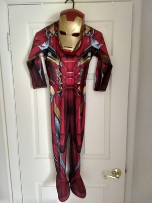 Iron Man costume 4T/5T for Sale in West McLean, VA