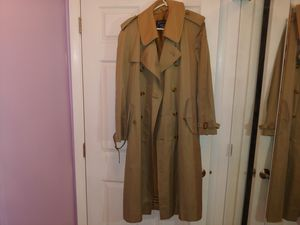 Burberry man trench for Sale in Delray Beach, FL