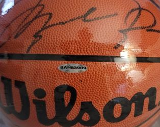 Michael Jordan (Steiner Sports) Autograph Basketball for Sale in Miami,  FL
