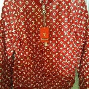 LV Supreme Jacket Originally $10,000 ONLY $1,700 Obo !!!! for Sale in Fayetteville, GA