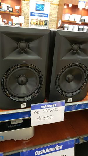 JBL Professional Speaker Pair for Sale in Chicago, IL