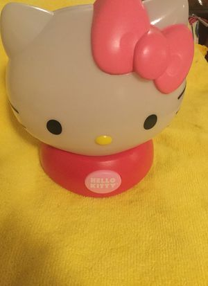 Hello kitty night light. for Sale in Sterling, VA