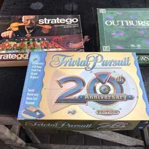 Lockdown Family Entertainment Board games for Sale in San Diego, CA