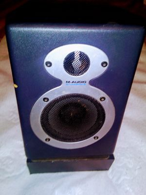 M-Audio Studio Pro 3 single speaker only for Sale in Humble, TX