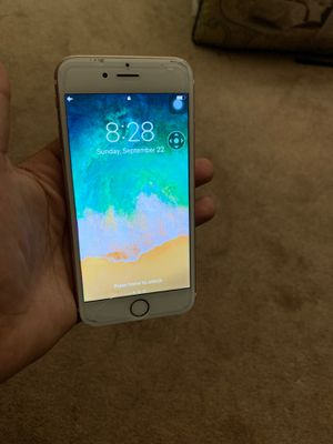 iPhone 6s *Factory Unlocked* for Sale in Fremont, CA