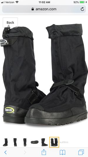 "NEOS Adventurer Waterproof Overshoes Large 15"" ANN1 for Sale in Jersey City, NJ"