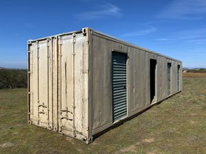 40ft Shipping Container - Aluminum w/Roll Up Doors for Sale in Riverside, CA