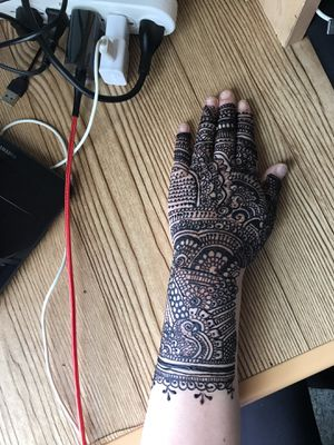 Henna tattoo for Sale in Stone Mountain, GA