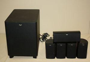 Klipsch HD 500 5.1 Home Theater Surround Sound System for Sale in Austin, TX