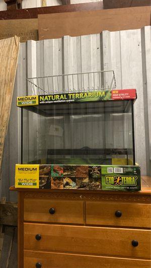 EXO TERRA Glass reptile habitat for Sale in Chesterfield, VA
