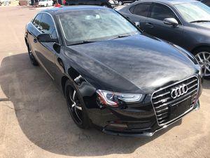 2014 Audi A5 Premium Plus Quattro for Sale in Phoenix, AZ